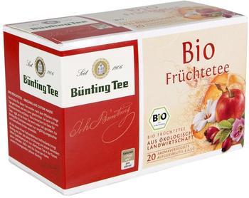 Bünting Tee Bio-Früchtetee (20 Stk.)