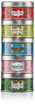 Kusmi Tea Miniaturen Die grünen Tees (5 x 25 g)
