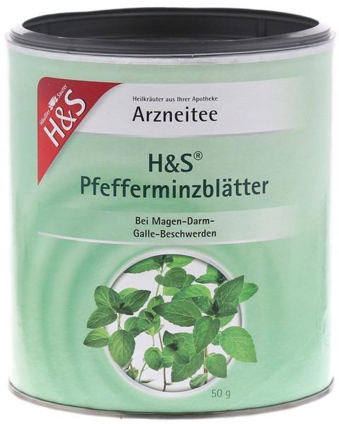 H&S Pfefferminzblätter Kräutertee 50 g
