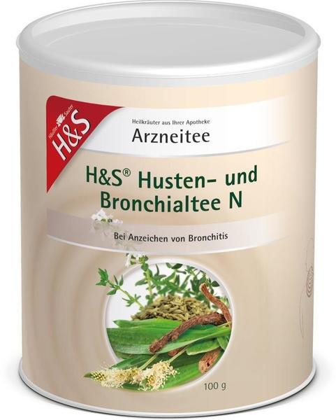 H&S Husten- und Bronchialtee lose 100g