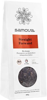 Samova Straight Forward Refill Schwarzer Tee 100 g