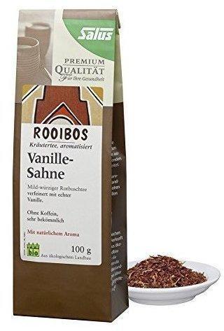 SALUS Vanille-Sahne Rooibostee 100 g