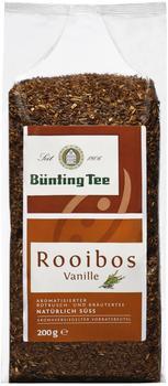 Bünting Tee Rooibos Vanilletee 200 g
