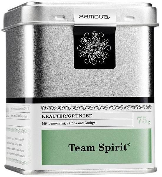 Samova Team Spirit Kräutertee/Grüntee 75 g