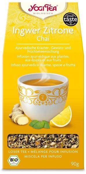 Taoasis Yogi Tea Ingwer Zitrone Chai (90 g)