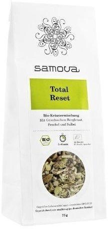Samova Total Reset Refill Schwarzer Tee 75 g