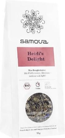 Samova Heidi's Delight (75g)