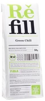 Samova Green Chill Refill Kräutertee/Grüntee 50 g