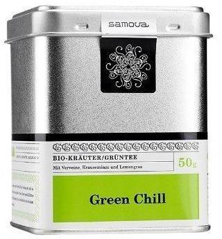 Samova Green Chill Kräutertee/Grüntee 50 g
