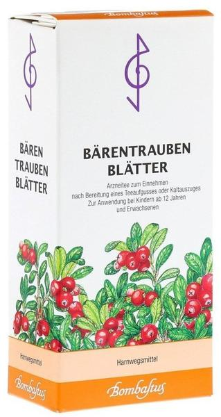 Bombastus Bärentraubenblätter Tee (100 g)