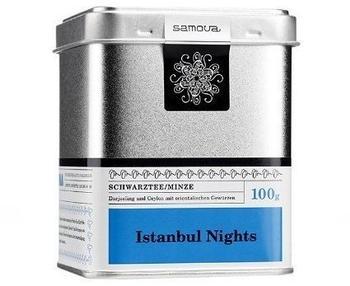 Samova Istanbul Nights Schwarzer Tee 100 g