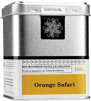 Samova Orange Safari Bio Rooibos (100g)