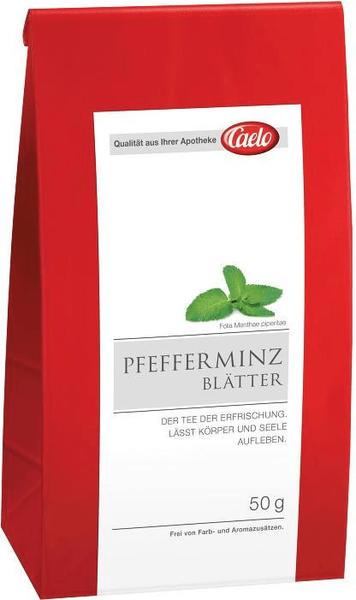 Caesar & Loretz Pfefferminzblätter Tee Hv Packung (50 g)