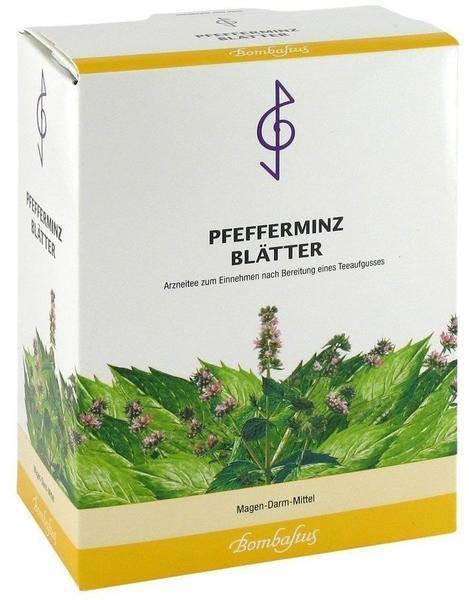 Bombastus Pfefferminzblätter Tee (125 g)