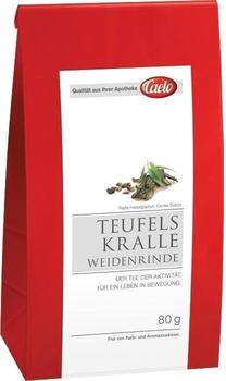 Caesar & Loretz Teufelskralle Weidenrinde Tee Hv Packung (80 g)