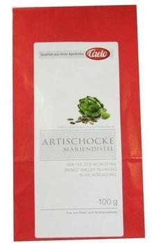 Caesar & Loretz Artischocke Mariendistel Tee Hv Packung (100 g)