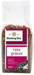 Bünting Tee Früchtetee Rote Grütze (200 g)