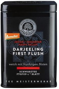 Lebensbaum Darjeeling First Flush Schwarzer Tee 75 g