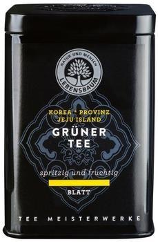 Lebensbaum Jongiak Grüner Tee 80 g Dose