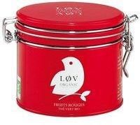 LØV ORGANIC Rote Früchte Grüner Tee 100 g