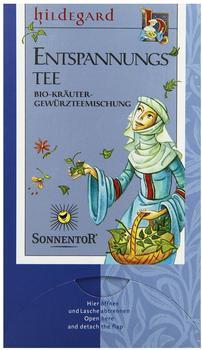 Sonnentor Entspannungstee Hildegard kbA (18 Stk.))