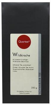 Quertee Wildkirsche Schwarzer Tee 250 g