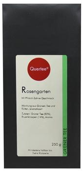 Quertee Sencha Rosengarten Grüner Tee 250 g