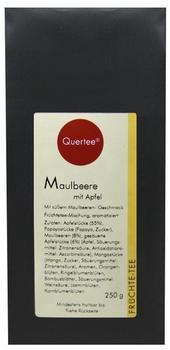 Quertee Maulbeere mit Apfel Früchtetee 250 g