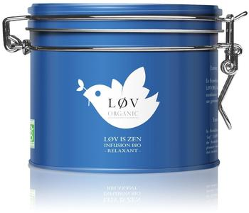 LØV ORGANIC Løv is zen Kräutertee 100 g