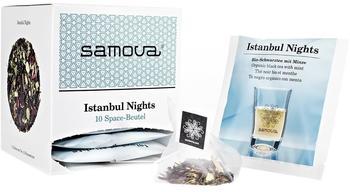 Samova Istanbul Nights Schwarzer Tee 20 g
