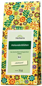 Herbaria Holunderblüten (75 g)