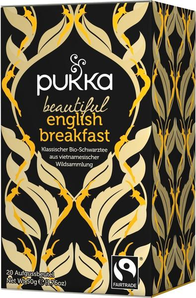 Pukka Beautiful English Breakfast (20 Stk.)