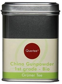 Quertee China Gunpowder 1st grade - Bio 130 g