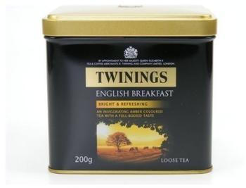 Twinings English Breakfast Tee 200 g Dose