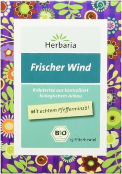 Herbaria Frischer Wind Tee bio