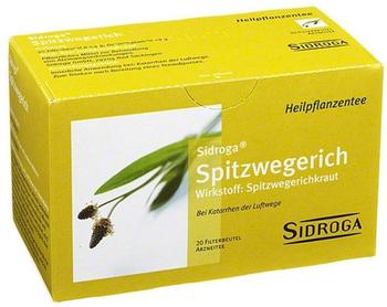 Sidroga Spitzwegerich (20 Stk.)