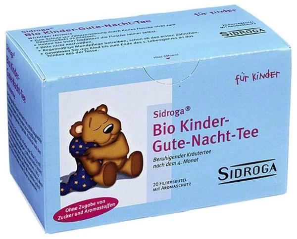 Sidroga Kinder-Gute-Nacht-Tee 20 St.