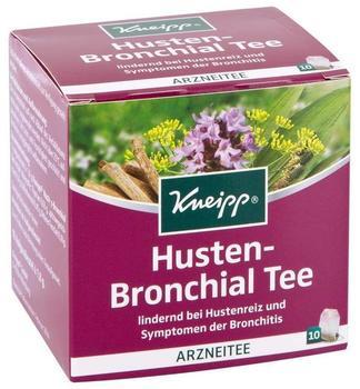 Kneipp Husten-Bronchial Tee Filterbeutel (10 Stk.)