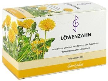 Bombastus Loewenzahn Tee Filterbeutel (20 Stk.)