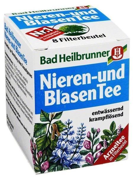 Bad Heilbrunner Nieren- und Blasen Tee
