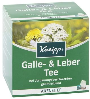Kneipp Galle- & Leber Tee 10x1,8 g