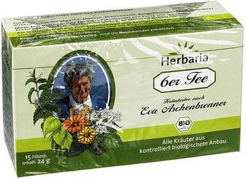 Herbaria 6er Tee nach Eva Aschenbrenner Beutel (15 Stk.)