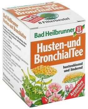 Bad Heilbrunner Husten und Bronchialtee (8 Stk.)