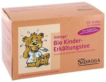 Sidroga Bio Kinder-Erkältungstee (20 Stk.)