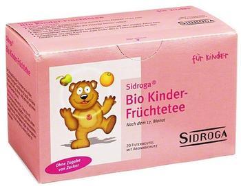 Sidroga Bio Kinder Früchtetee (20 Stk.)