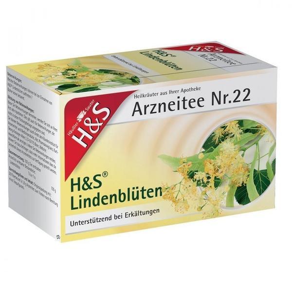 H&S Lindenblüten Nr. 22 (20 Stk.)