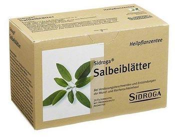 Sidroga Salbeiblätter (20 Stk.)