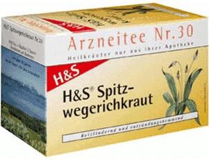 H&S Spitzwegerichkraut Nr. 30 (20 Stk.)