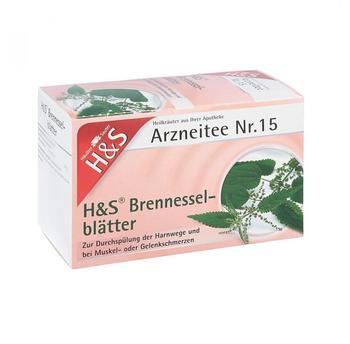 H&S Brennesselblätter Nr. 15 (20 Stk.)