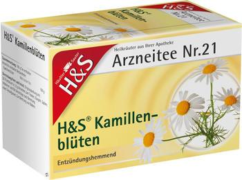 H&S Kamillenblüten Tee 20 St.